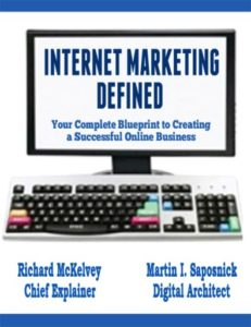 Book describing Internet Marketing